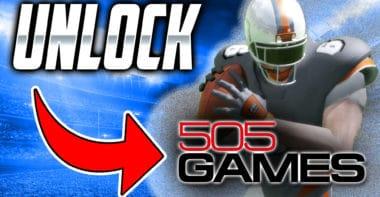 Backbreaker - How To Unlock 505 gAMES Football Team