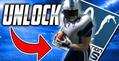 Backbreaker - How To Unlock Natural Motion Football Team