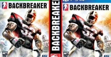 Backbreaker Xbox One & PS4 - Is Backbreaker Backwards Compatible