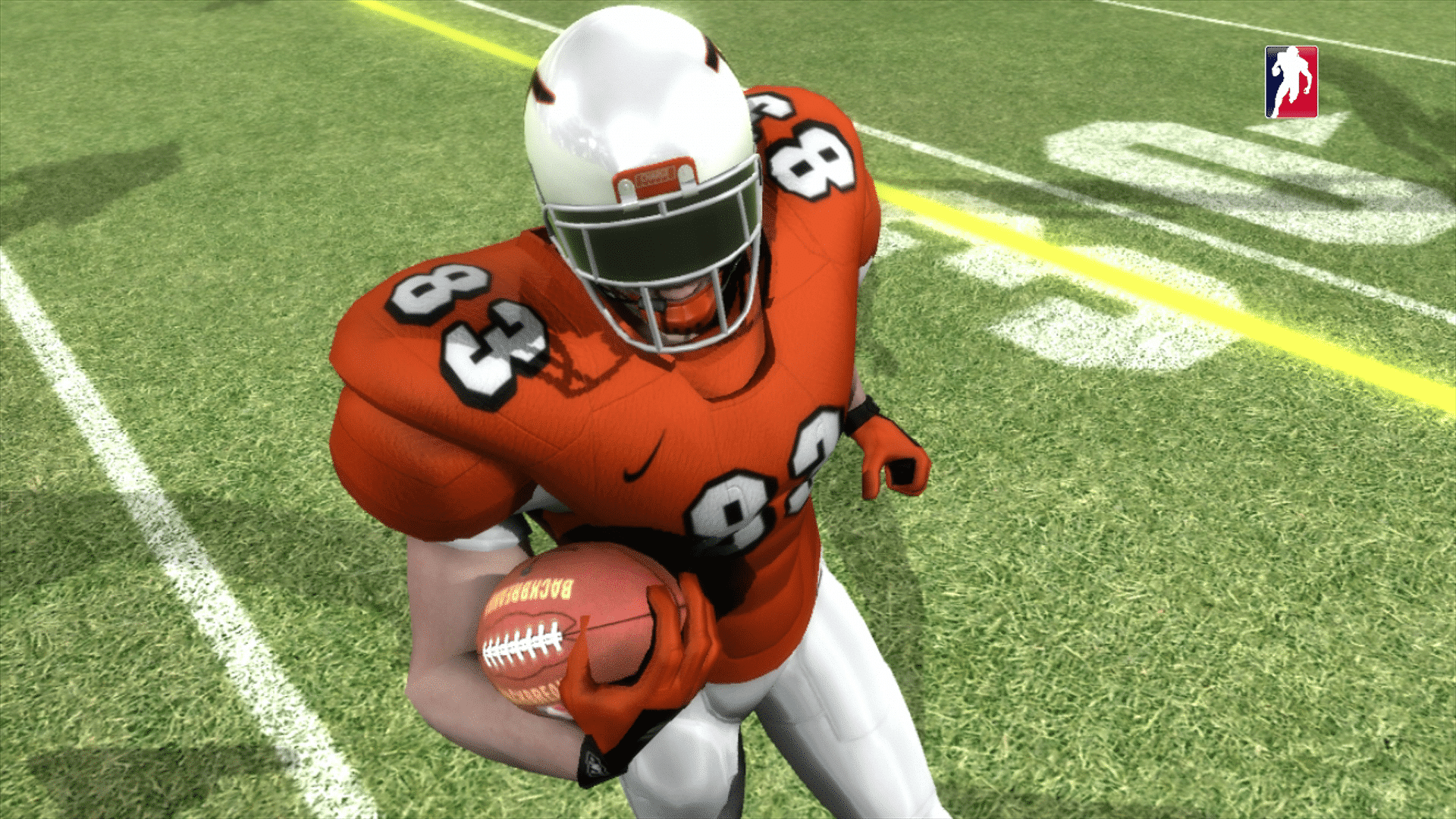 Texas Bruisers Added To The Backbreaker Football League