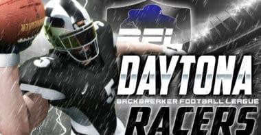 Daytona Racers_Backbreaker Football League Wallpaper
