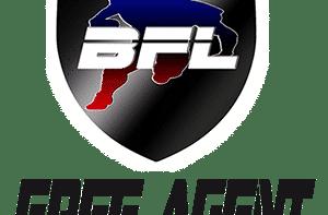 Backbreaker Football League Free Agency Logo