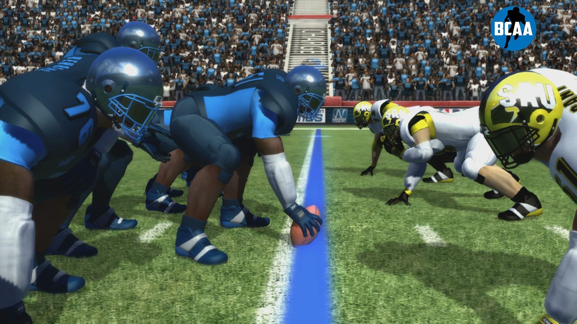 Backbreaker College Football League Teams Decided