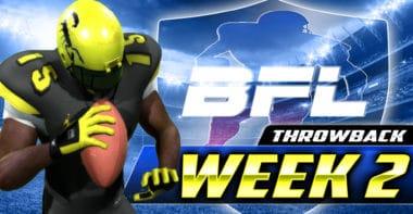 Backbreaker_BFL Throwback (2011) Week 2 Highlights