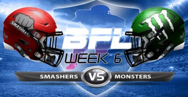 Backbreaker_Rhode Island Smashers vs Detroit Monsters_Week 6