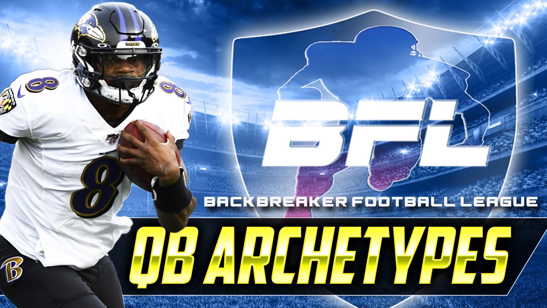Quarterback Archetypes