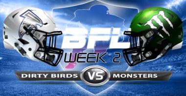 Backbreaker_Dirty Birds vs Detroit Monsters_Week 2