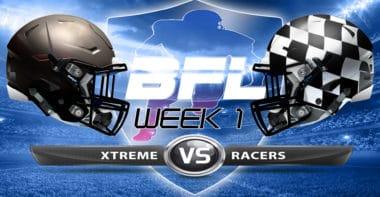 Backbreaker_Gridiron Xtreme vs Daytona Racers_Week 1