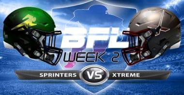 Backbreaker_Jamaica Sprinters vs Gridiron Xtreme_Week 2