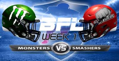 Backbreaker_Monsters vs Smashers_Week 1