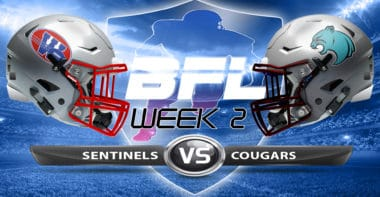 Backbreaker_Washington Sentinels vs Toronto Cougars_Week 2