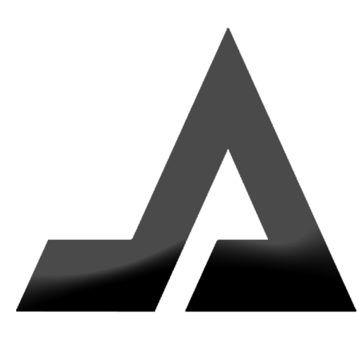 Alaska Huskies BFL Logo Backbreaker Football League