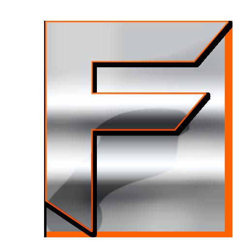 Atlanta Fire BFL Logo Backbreaker Football League